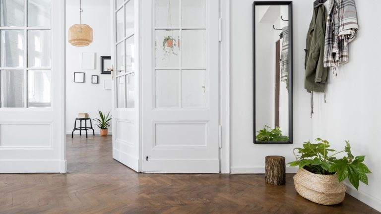 Skirting & Architrave Products: Spacious home interior