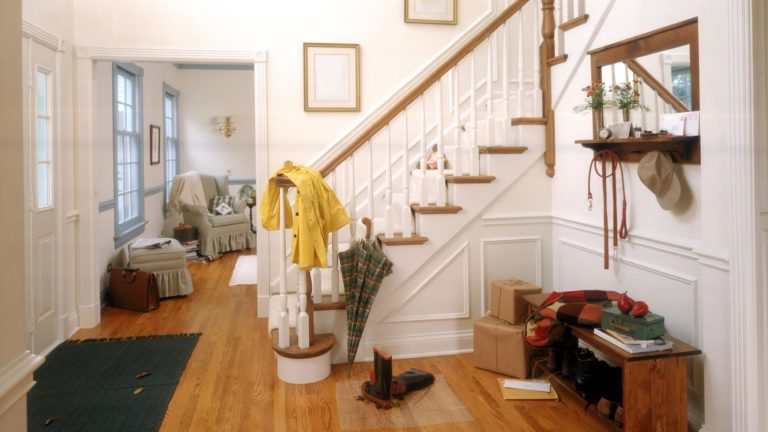 Stair & Decking Parts: Rainy Day Foyer